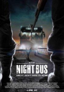 poster night bus