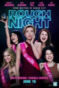 poster rough night