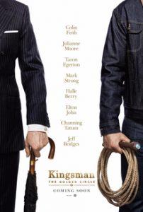 poster kingsman golden circle