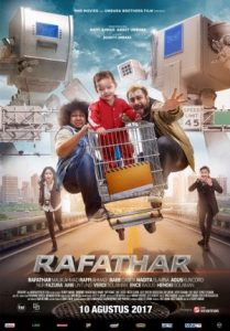 poster film rafathar