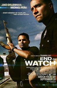 poster film end of watch