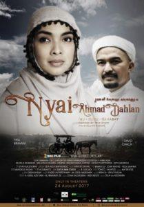 poster film nyai ahmad dahlan