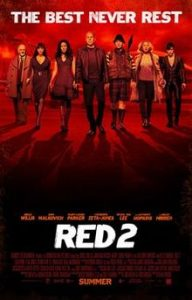 poster film red 2