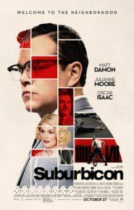 poster film suburbicon