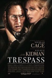 poster film trespass