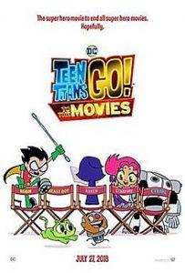 sinopsis Teen Titans Go! To the Movies