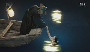 Legend of the Blue Sea: Episode 1