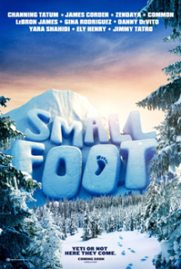 sinopsis smallfoot