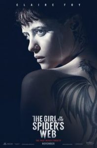sinopsis The Girl in the Spider's Web