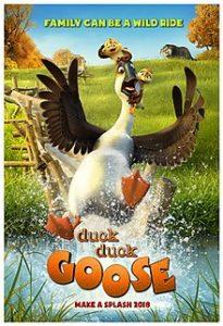 sinopsis duck duck goose