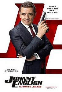sinopsis Johnny English Strikes Again