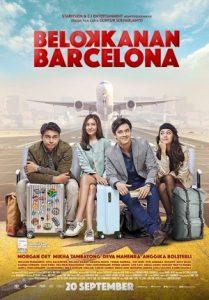 Sinopsis Belok Kanan Barcelona