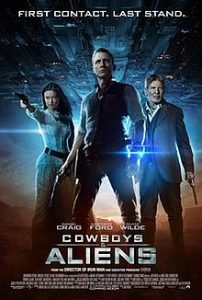 Sinopsis Cowboys and Aliens