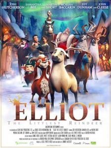 Sinopsis Elliot The Littlest Reindeer