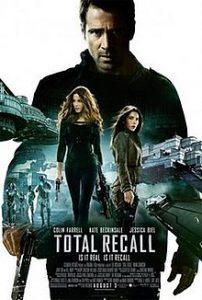 Sinopsis Total Recall