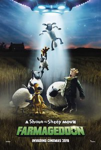 Sinopsis Shaun the Sheep Movie: Farmageddon