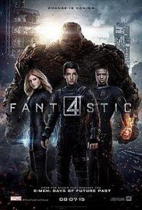 Sinopsis Fantastic Four