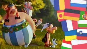 Sinopsis Asterix The Secret of the Magic Potion