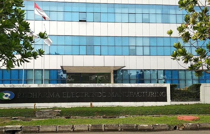 loker pt dharma manufacturing