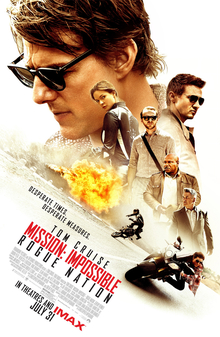 sinopsis Mission: Impossible – Rogue Nation