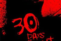 sinopsis 30 days of night