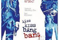 poster kiss kiss bang bang